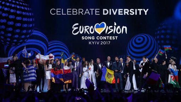 Определились победители первого полуфинала Евровидения-2017
