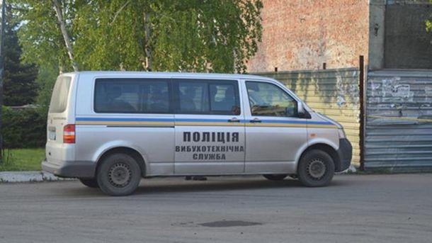 Повідомлення про замінування на Донбасі надходять з окупованих територій