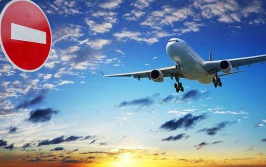 Україна не поспішає відновлювати авіасполучення з Росією