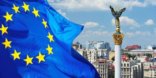 Україна хоче стати частиною ЄС