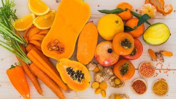 Добавьте в рацион морковь, которая богата витамином А