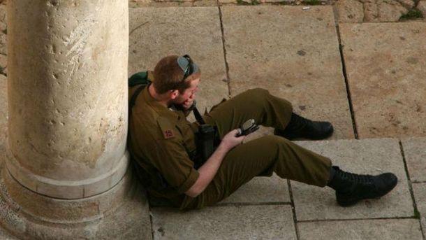 Турист в Израиле