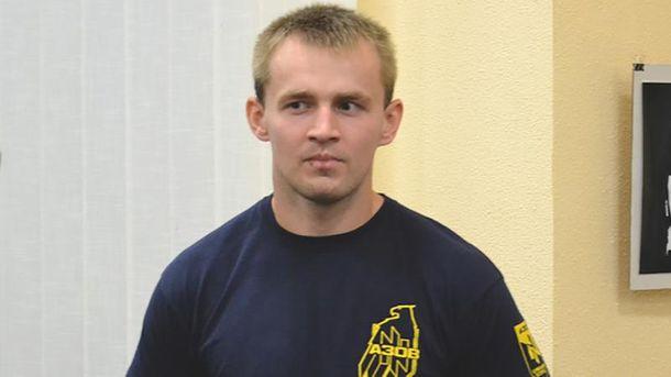 Дмитро Янтар