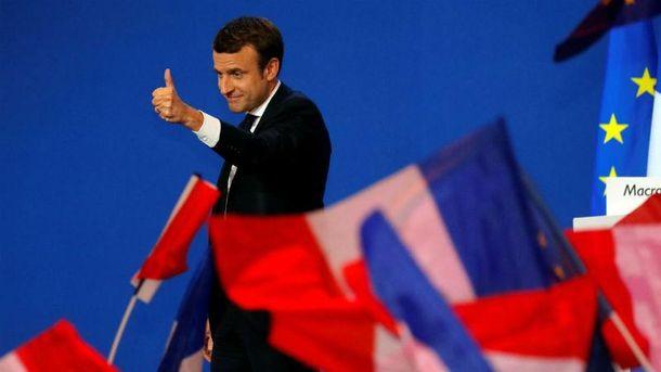 Эммануель Макрон – новый президент Франции