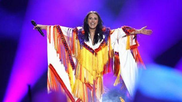 Джамала спела на первом полуфинале Евровидения-2017