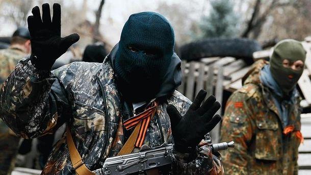 У розвідці розповіли про злочини бойовиків на Донбасі