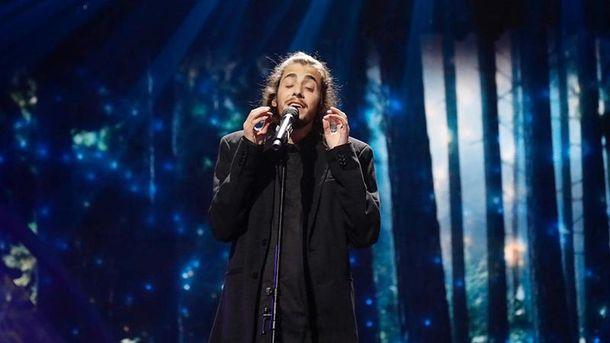 Сальвадор Сібрал на Євробаченні-2017
