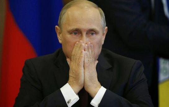 Путін розраховував на перезавантаження влади на Заході на свою користь