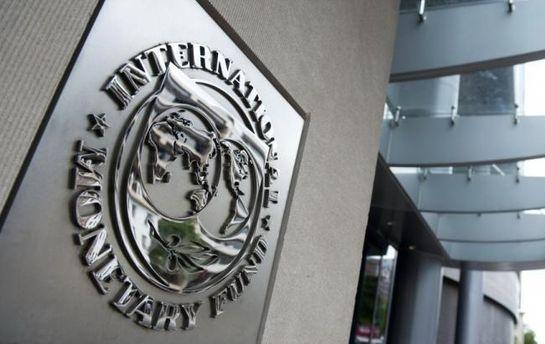 Місія МВФ їде до України