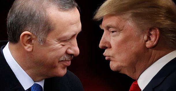 Ердоган загрався в самостійного лідера