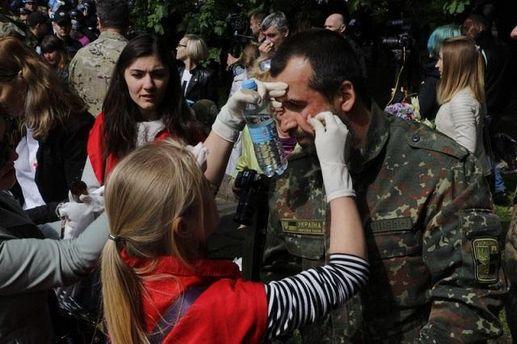 9 мая в Днепре отмечалось провокациями