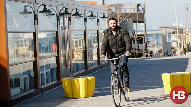 Ейдан Тернер в Одесі