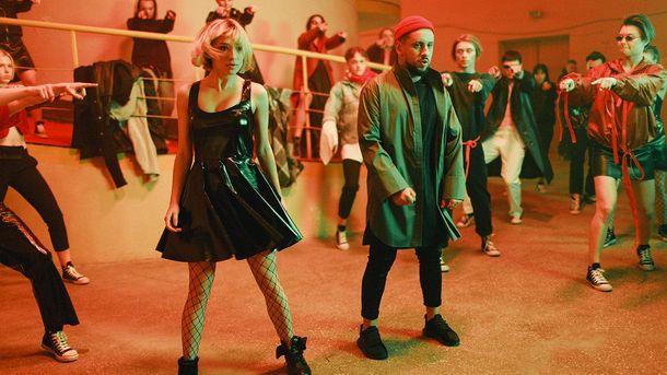 Monatik в новом танцевальном клипе
