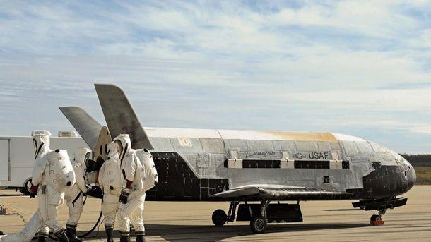 Секретний безпілотник X-37B
