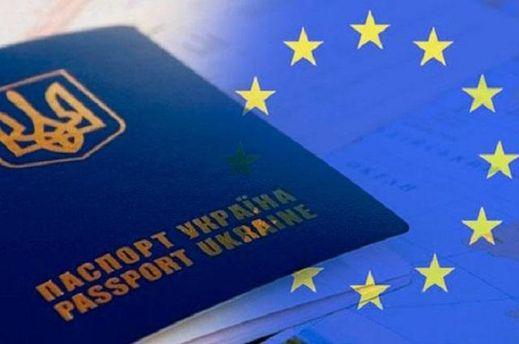 Безвизовый режим для Украины должен заработать с июня