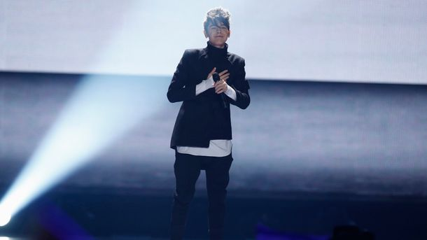 Кристиан Костов выступит в большом финале Евровидения-2017