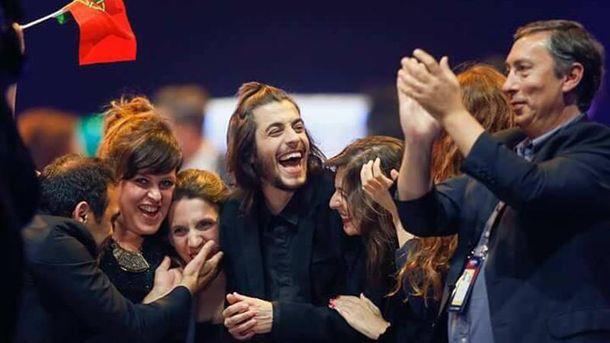 Сальвадор Собрал на Євробаченні-2017