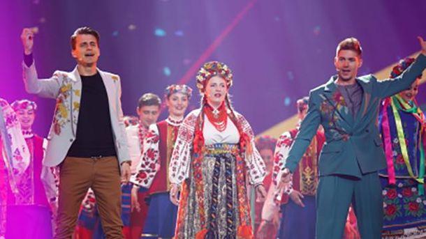 У другому півфіналі Євробачення-2017 ведучі показали свої таланти