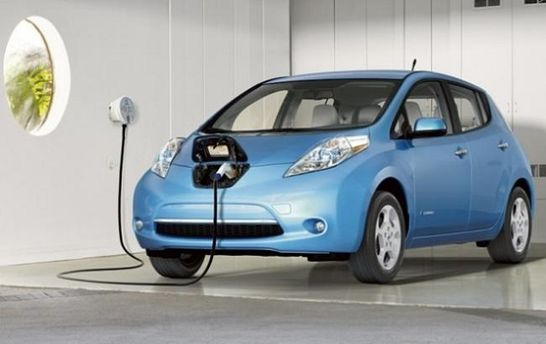 Імпорт електромобілів в Україну зріс