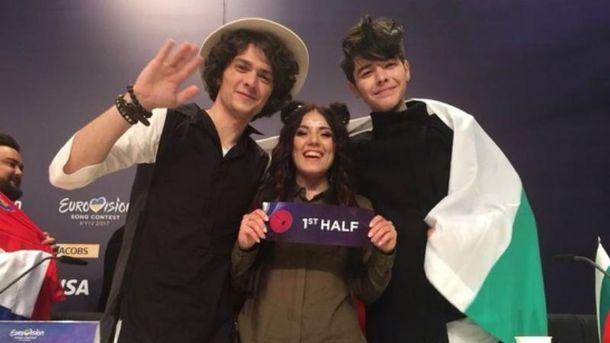 Їх підтримує Росія на Євробаченні: Крістіан Костов (Болгарія) та NaviBand (Білорусь)