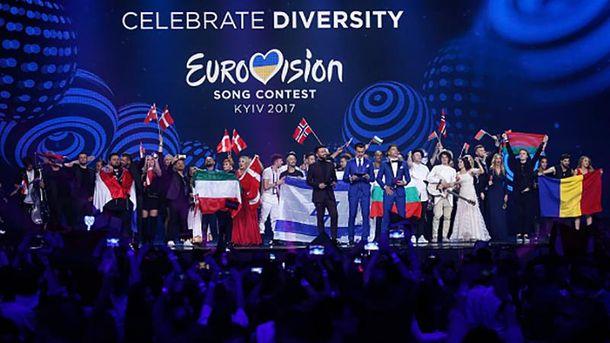 Евровидение-2017: кто голосовал за Украину
