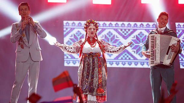 Евровидение-2017: баллы от Украины
