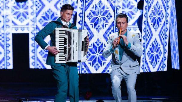 Ведучі Євробачення-2017, другий півфінал конкурсу у Києві