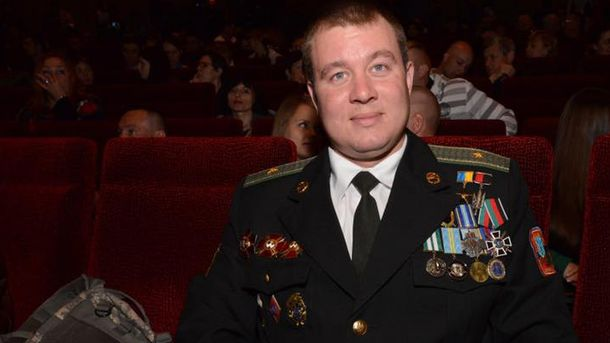 Евгений Межевикин с позывным