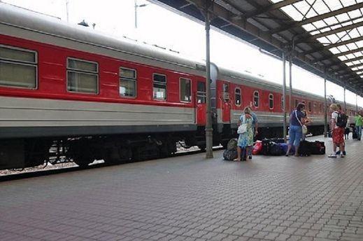 Залізниця у Литві