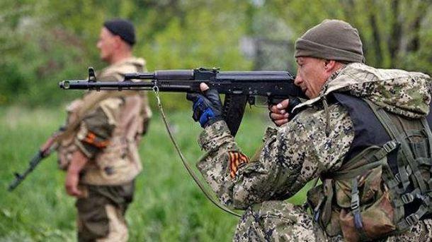 Боевики не уменьшают обстрелов