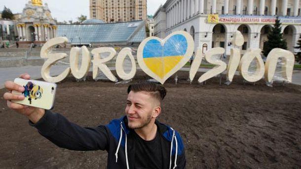 Сколько туристов приехало в Киев на Евровидение