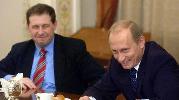 Ілларіонов та Путін