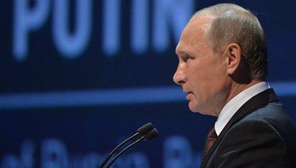 Путин мечтает об Украине
