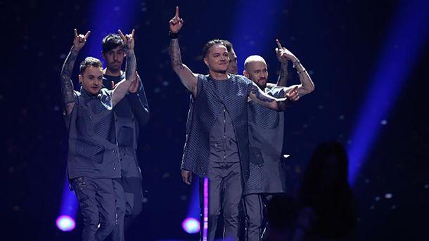 Финал Евровидения-2017: O.Torvald занял 24 место