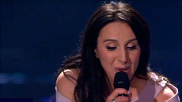 Финал Евровидения-2017: выступление Джамалы