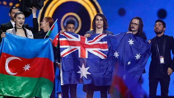 Конкурсант з Австралії Isaiah виконав у фіналі Євробачення-2017 пісню