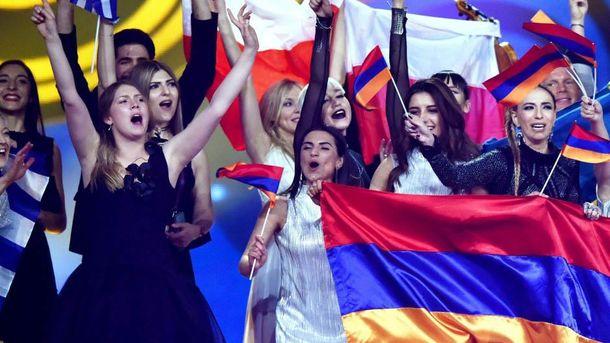 Участники Евровидения-2017