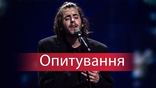 Представник від Португалії на Євробаченні Сальвадор Собрал зачарував усіх своїм співом