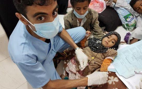 В Йемене объявили чрезвычайное положение из-за вспышки холеры