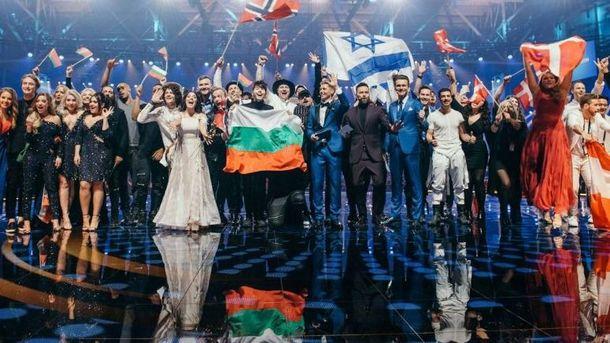 Финалисты Евровидения-2017