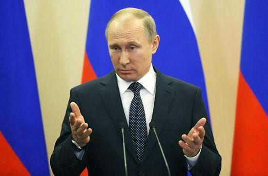Путін радіє, що на Євробаченні-2017 не виступила Росія
