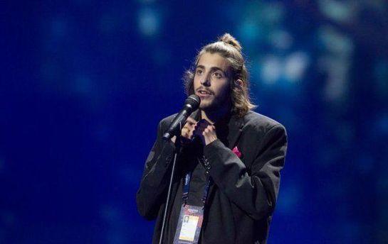 Переможець Євробачення-2017 Сальвадор Собрал