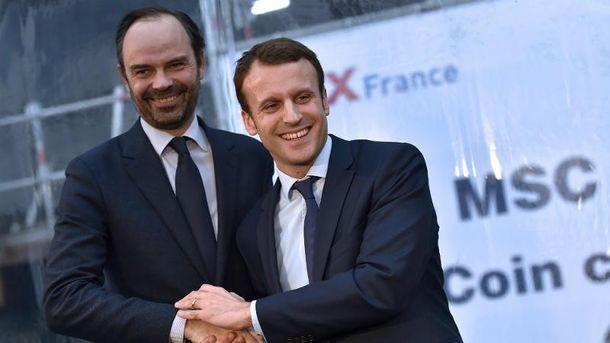 Макрон призначив Едуарда Філіпа новим прем'єр-міністром Франції