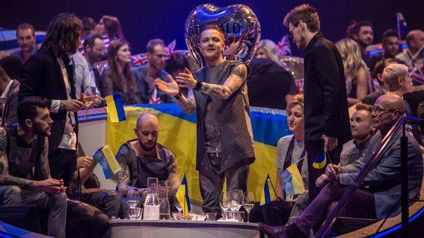 Представители Украины на Евровидении-2017 группа O.Torvald