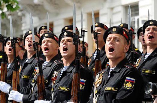 Россия готовит свои войска к наступлению в Крыму