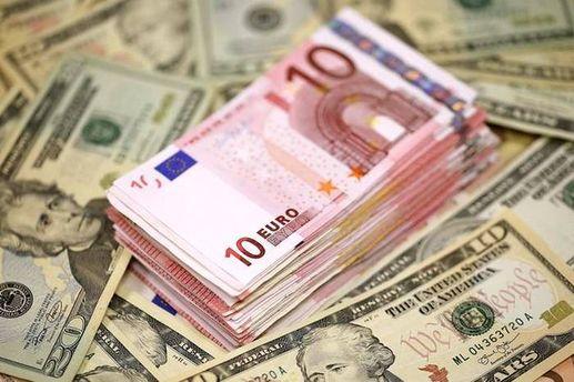 Євро відчутно подорожчало на початку тижня