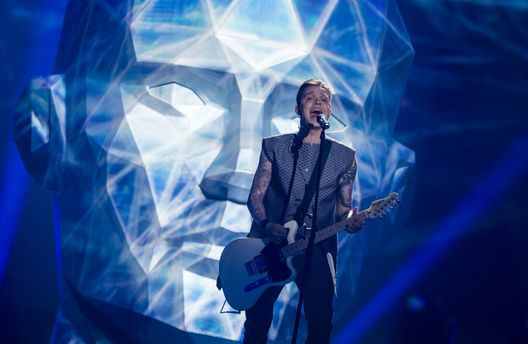 Выступление O. Torvald в финале Евровидения-2017