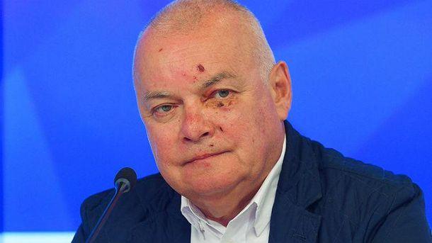 Головний пропагандист Кремля Дмитро Кисельов