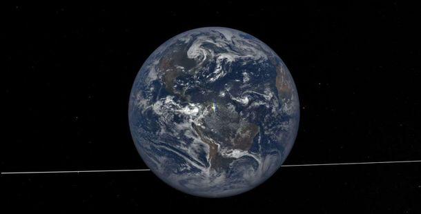 Вспышки на Земле