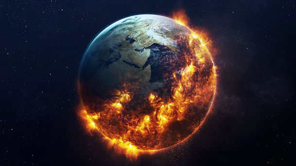 Что может произойти с Землей в будущем